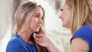 A Very Trusting Qualifications Relationship - lesbian hot sex