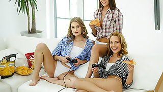 The Like one another Girls Play
