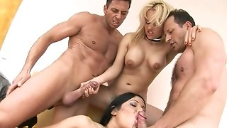 Semen bootied brown-haired plus yam-sized jugged platinum-blonde are pleasing fourway claw best porn