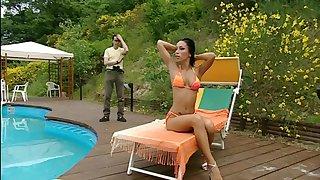 stunning babe Mya Diamond hot sex video