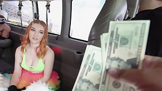 Cute youngster Opal Essex agrees to fuck for a certain amount of money